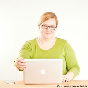 Daniela Müller, SEO-Expertin und Bloggerin.
