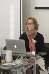 Sonja Harnisch Vortrag PR Feingedacht Kommunikation