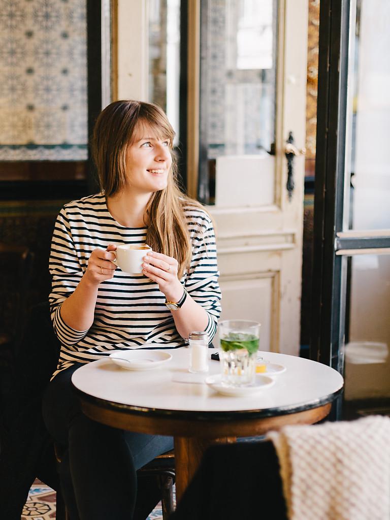 """Best Wishes Magazine""-Gründerin Jessica Jungbauer. Foto: Svenja Paulsen"