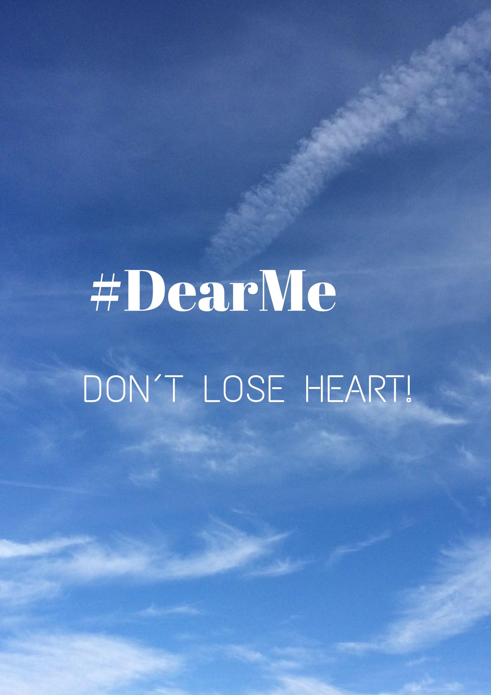 #Dear_Me-feingedacht