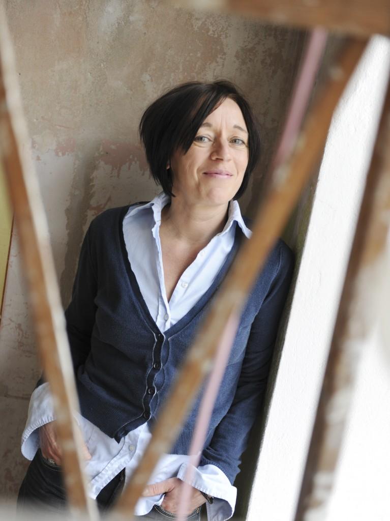 Angelika Niestrath, die Gründerin von nonbook.de. Foto: B.Dietl, Berlin