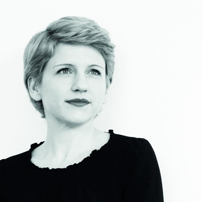 frjor-Gründerin Anna Becker.