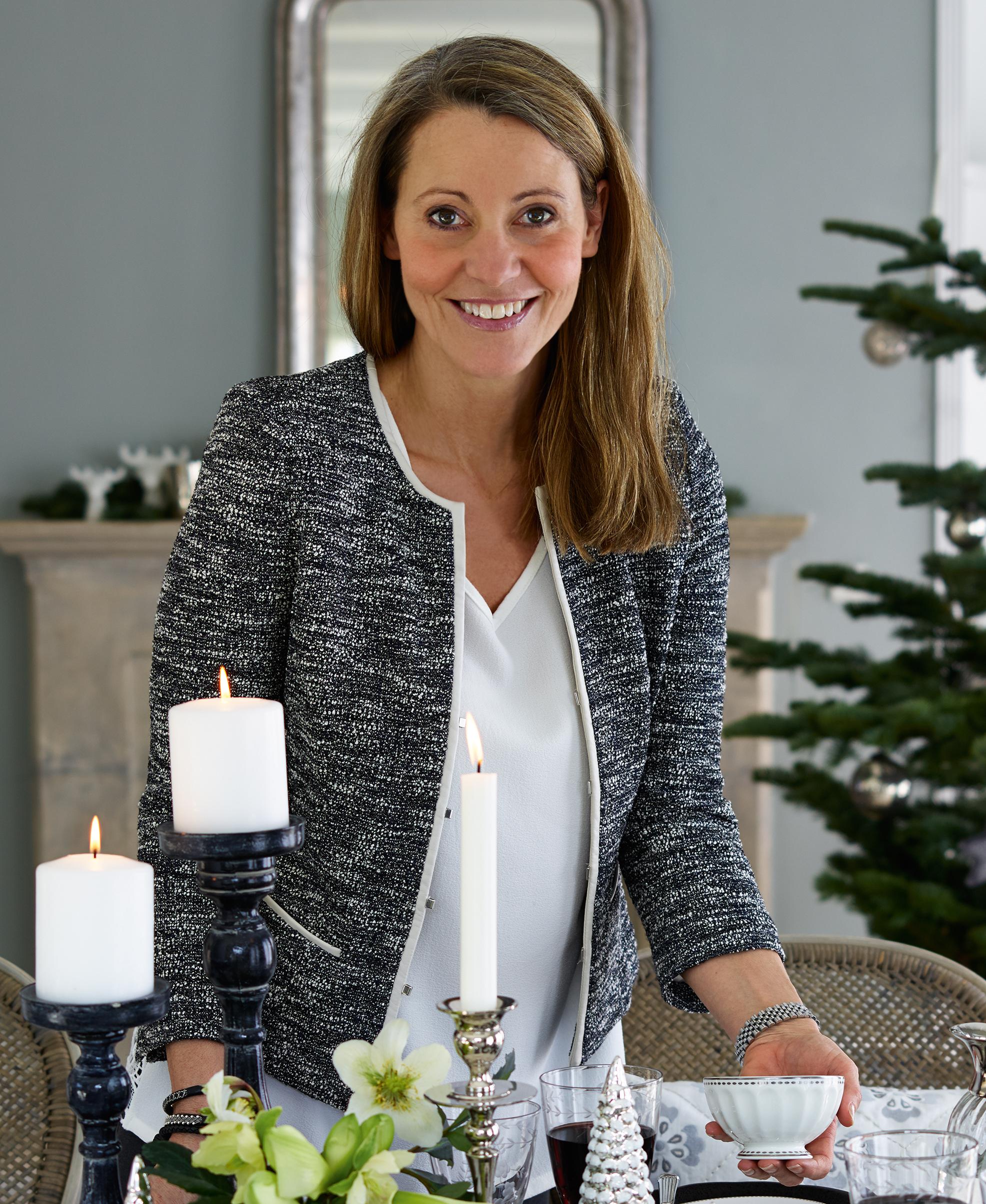 Mona Bjørn Christiansen, die Gründerin von Greengate.