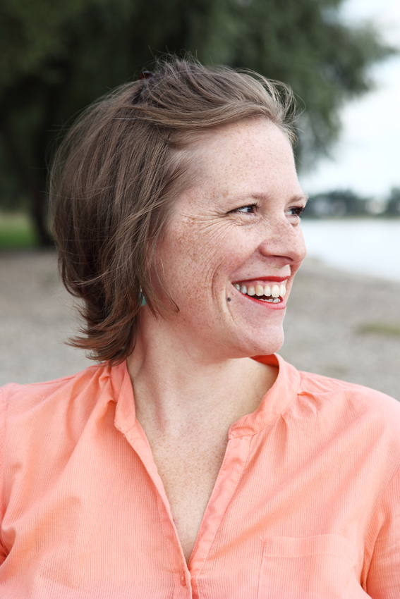 Fotografin, Buchautorin, Bloggerin - und bald auch Gastgeberin: Susanne Schanz. Foto: Eileen Maes