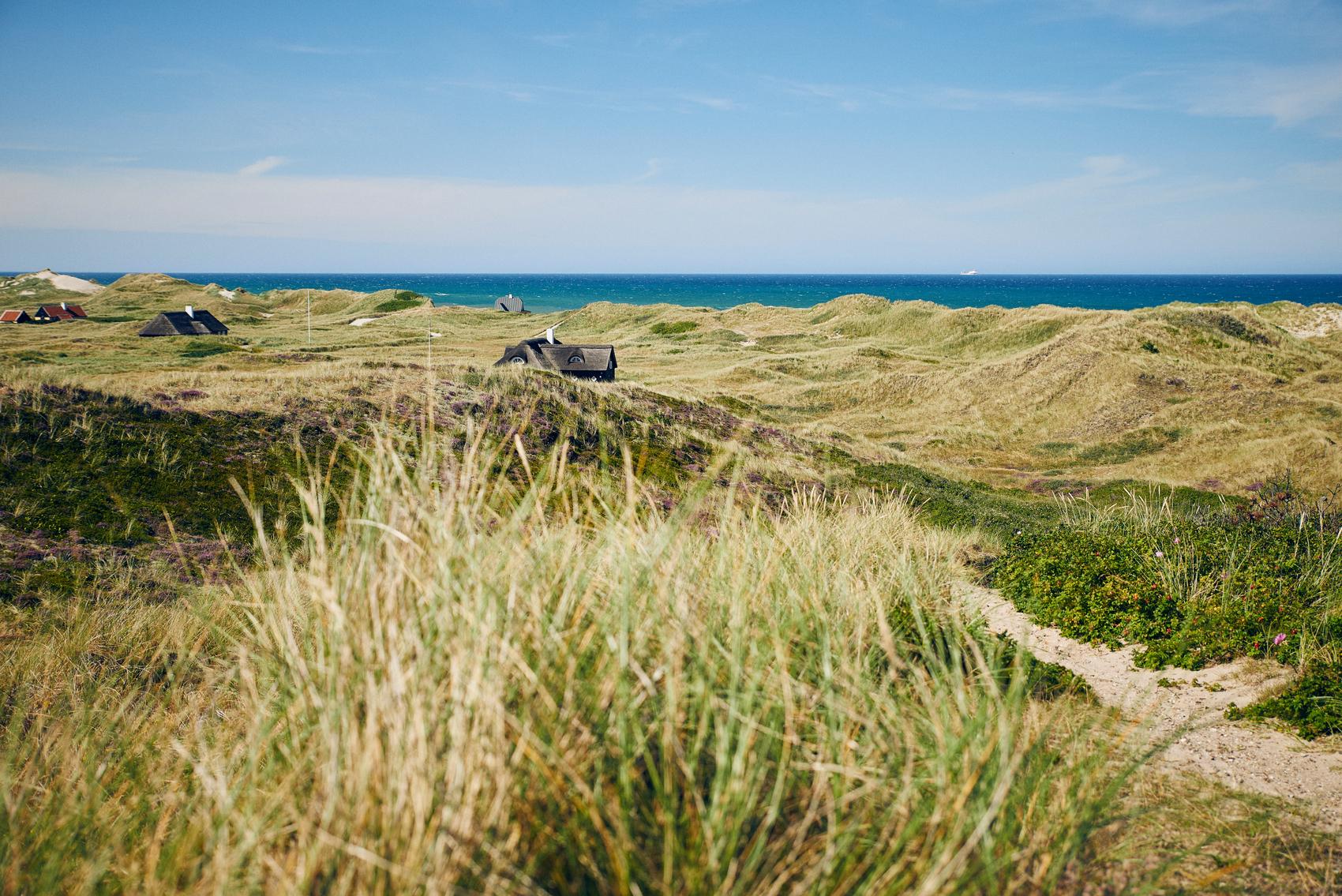 Skagen - Zeit zum Abschalten. Foto: Niclas Jessen/Visit Denmark